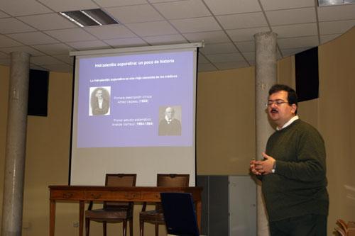 Dr. F. J. del Castillo